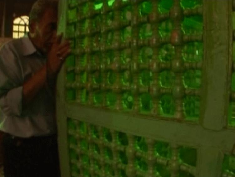 مستند سایه های سبز